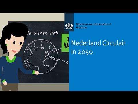 'Commitment voor een volledig circulaire economie'