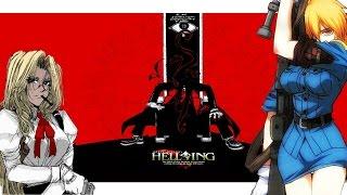 【MAD】爪爪爪 - マキシマム ザ ホルモン x HELLSING 【MTH】