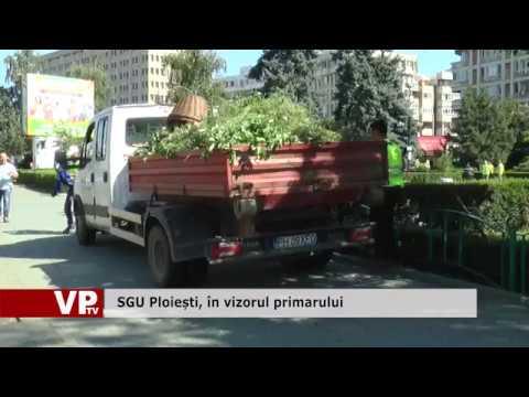 SGU Ploiești, în vizorul primarului