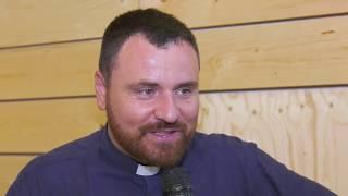 Padre Maurizio Botta al Meeting di Rimini