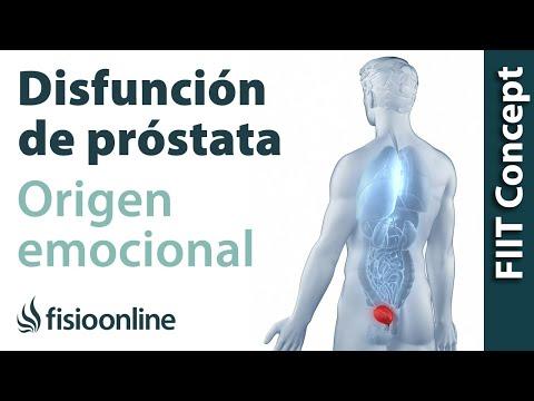 Sintomi di pietra della prostata