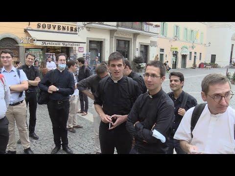 La rentrée au Séminaire pontifical français de Rome