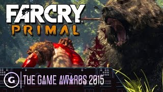 Far Cry Primal Trailer - The Game Awards 2015