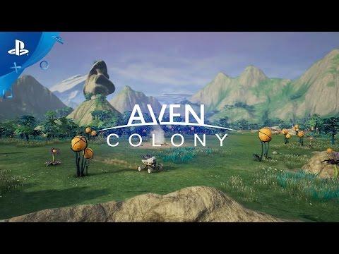Aven Colony - Surviving Aven Prime Trailer   PS4 thumbnail