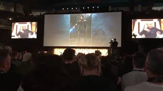 Cameron Monaghan Intro: Star Wars: Jedi Fallen Order