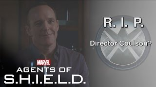 R.I.P. Director Coulson?