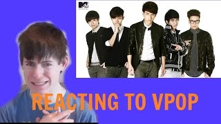 Reacting to Ac Mong - 365 Da Band (Vpop)  Dylan Cataldo