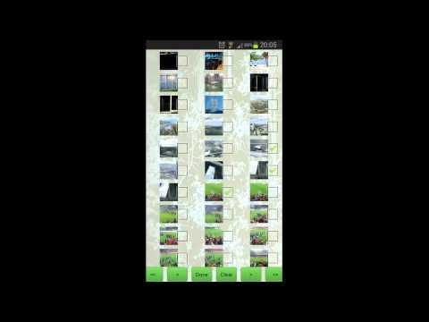Video of Lock Screen Slideshow PRO