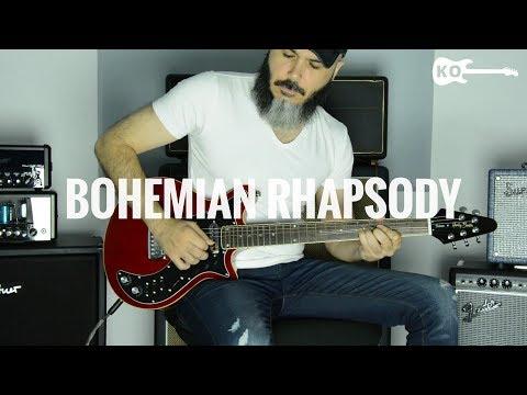 Queen - Bohemian Rhapsody - Electric Guitar Cover by Kfir Ochaion - כפיר אוחיון