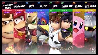 Super Smash Bros Ultimate Amiibo Fights Request #6675