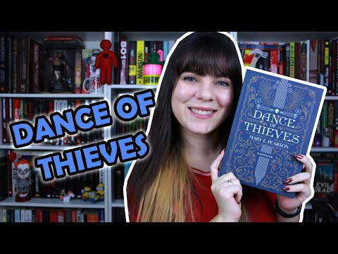 Dance of Thieves - Mary E. Pearson [RESENHA]