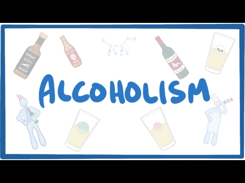 Video Alcoholism - causes, symptoms, diagnosis, treatment, pathology
