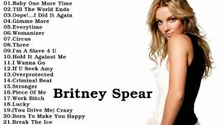 Britney Spears Greatest Hits Album || Britney Spears Best Of Collection [Music Playlist]
