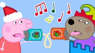 Peppa Pig English Episodes 🎄 Sharing is Caring 🎄 Peppa Pig Christmas | Peppa Pig Official