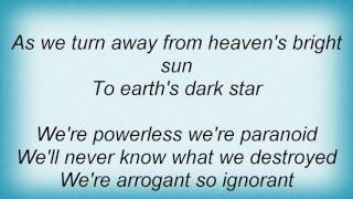 Threshold - Falling Away Lyrics