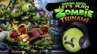 Zombie Tsunami! [Gaming Grape Plays]