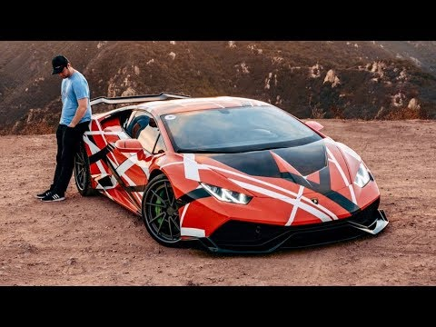 NEW LAMBORGHINI WRAP REVEAL! *FINALLY*