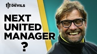 Next Manchester United Manager - The Bookies' Odds | DEVILS