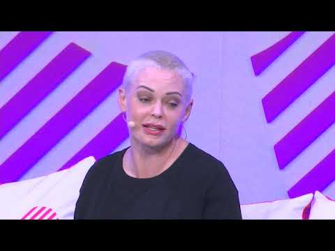 FoM19 - Rose McGowan at Festival of Marketing - Deeply personal yet universal