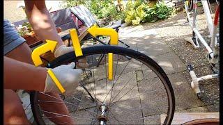Problem Mantel Rad aufziehen. Lösung zu Reifen klemmt. Rennrad  Continental ULTRA Sport 23-622