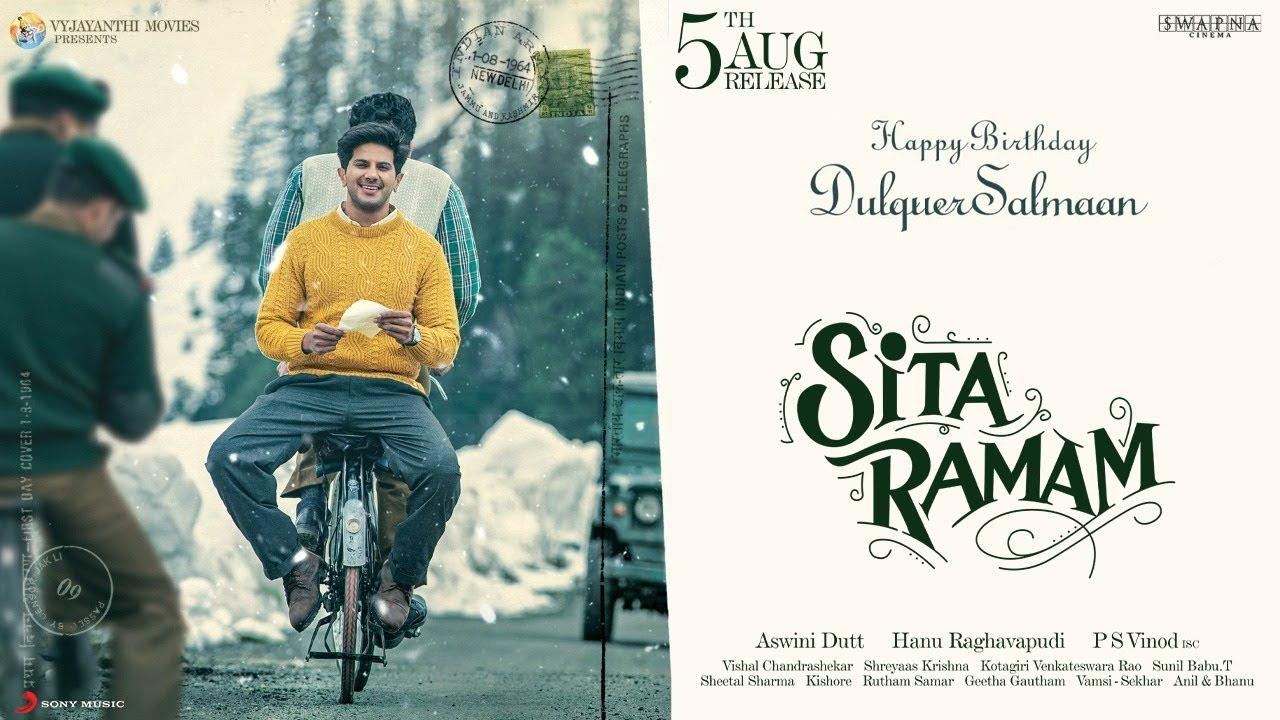 Glimpse of Lieutenant Ram | Dulquer Salmaan Hanu Raghavapudi Movie