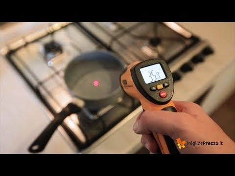 Termometro infrarossi Dr.meter IR-20 Video Recensione