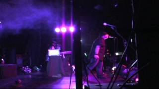 "Anything Box - ""Our Dreams"" Live @ Numbers - 4/10/10 Houston, TX"