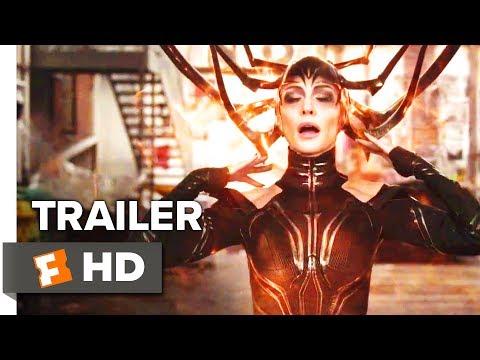 الإعلان الجديد لـ Thor: Ragnarok يعرض في Comic-Con