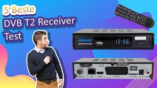 5 Beste DVB T2 Receiver Test 2021