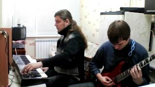 Children Of Bodom - In The Shadows (Cover Version)
