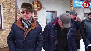 Глава МО Мордвесское жителям Экопарка: Я не признаю легитимность членов СНТ