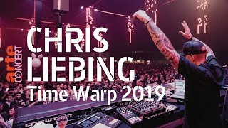 Chris Liebing - Live @ Time Warp Festival 2019