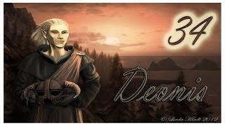 Прохождение The Elder Scrolls V: Skyrim - Часть 34 — А мне идёт одеяние архимага (Full HD)
