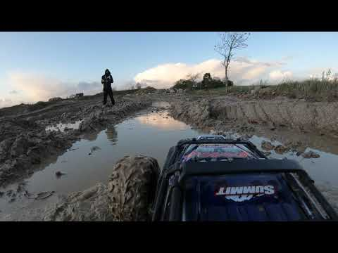 traxxas-summit-fpv-view-first-time-playing-in-the-mudd-with-this-one