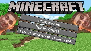 Lakatos Brendon Minecraftozott A Börtönben