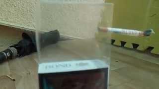 Водопад в пачке сигарет у друга