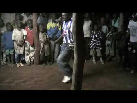 Balafon dancing