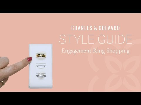 Style Guide: Engagement Ring Shopping