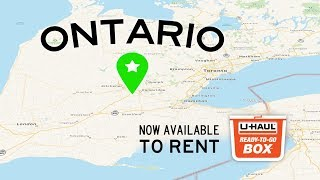 Plastic Moving Box Rentals |Ontario, CA| U-Haul Ready-To-Go Box