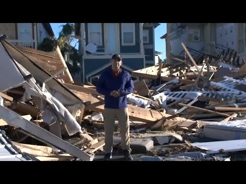 Hurricane Michael recovery efforts underway in Florida