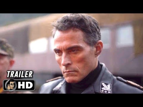 THE MAN IN THE HIGH CASTLE Final Season Official Teaser Trailer (HD) Amazon Series