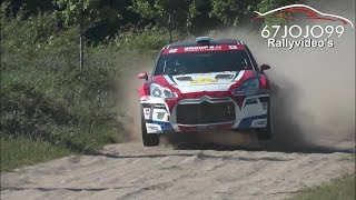 ELE Rally 2017 | MAXIMUM ATTACK MISTAKE | HD