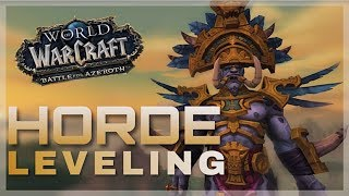 Horde Leveling 116+ - Disc Priest | GOOD MORNING AZEROTH | World of Warcraft Battle For Azeroth | Kholo.pk