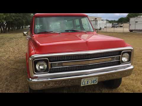 Video of '70 Suburban - NGY4