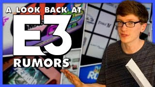 A Look Back at E3 Rumors - Scott The Woz