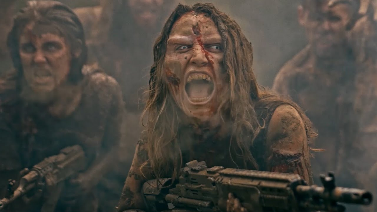 Aussie-Made Zombie Flick Wyrmwood Is Getting A TV Series