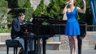 Disneyland celebrates 60th birthday with Richard Sherman and Ashley Brown