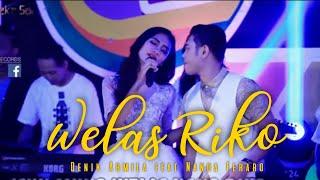 Nanda Feraro - Welas Riko ( Official Music Video )