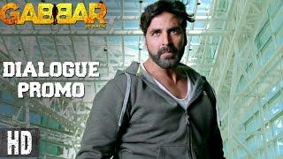 PWD - Power Wala Danda - Dialogue Promo 1 - Gabbar Is Back
