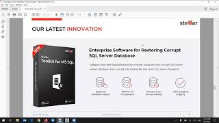 Fixing SQL Server Databases Corruption by Amit Shukla